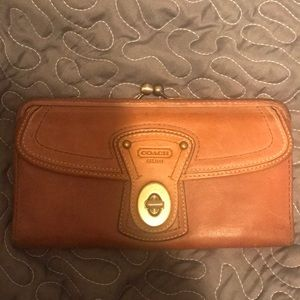 Preowned Coach Wallet